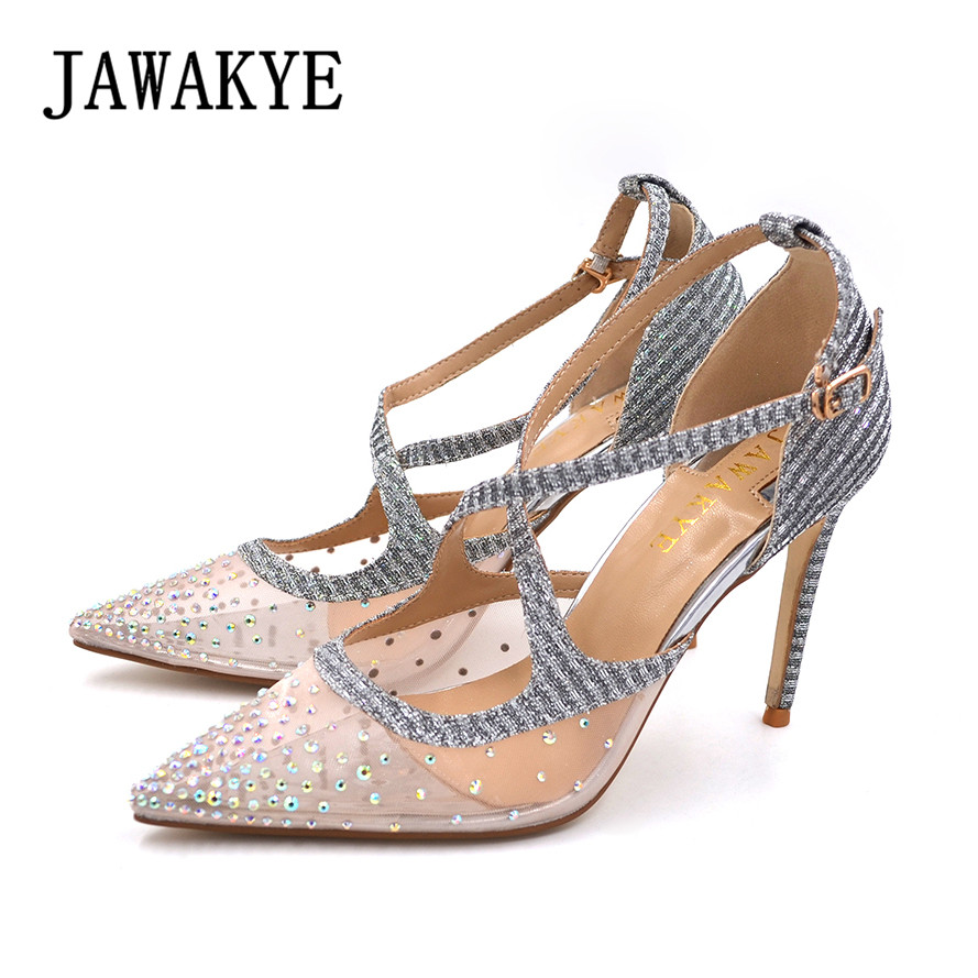 Aliexpress.com : Buy JAWAKYE High Heels Wedding Shoes