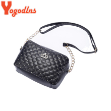 Rivet Chain Shoulder Bag