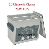 Stainless Steel Ultrasonic Cleaner M3000 220V 110V For Communications Equipment ultrasonic cleaning machine Laboratory cleaner