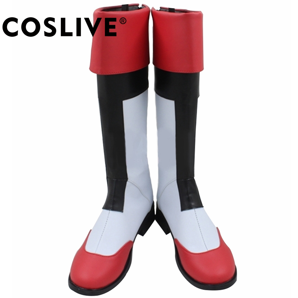 Coslive Voltron  Legendary Defender Keith Shoes Cosplay Boots For Adults