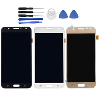 For SAMSUNG GALAXY J7 Prime J7 2015 J7 2016 LCD Display Touch Screen Digitizer Assembly Replacement