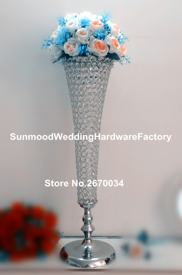 Buy Tall Trumpet Glass Vase And Get Free Shipping On Aliexpress