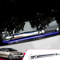 Car Styling Rear Window Windscreen Wiper Blade Cover Trim ABS Chrome 4pcs For VW Volkswagen Golf 7 Mk7 2013 2018