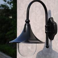 Outdoor light iron retro wall lamps waterproof balcony sun lamp corridor corridor garden courtyard lamp wall lights ZA lo1030