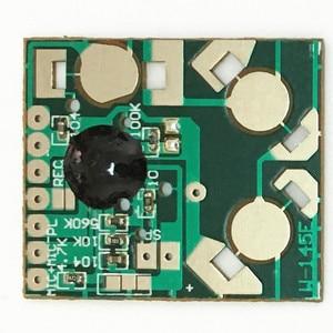 Image 3 - מיקרו דיגיטלי הקלטה והשמעה קול IC שבב קול מודול DIY ערכות מקליט שיא עט מדבר מוסיקה ברכה כרטיס מתנות