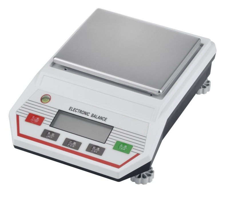 HC-B100001 Electronic Analytical Balance, digital balance, lab balance, 10kg range, 0.1g resolution green analytical chemistry 56