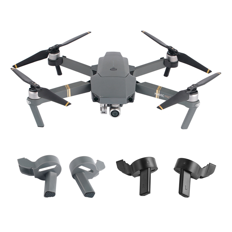 BRDRC DJI Mavic Pro Landing Gear Skid Heighten Leg Stabilizer Drone Extended Landing Feet Protector for Mavic Pro Accessories
