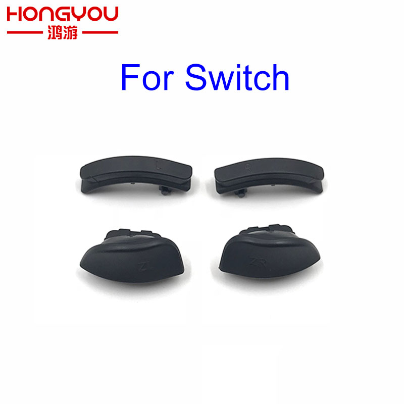 Replacemen L R ZR ZL Keys Button For Nintendo Switch Joy-Con Left Right Handle LR ZR ZL Buttons For Switch NS Controller