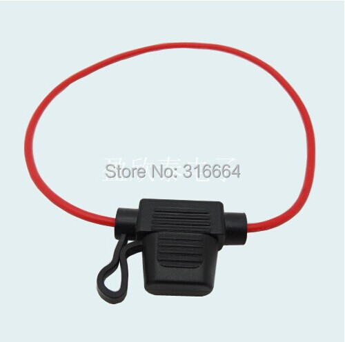 5PCS lot Auto fuse car In Line waterproof Medium automotive fuse holder in Fuses from Home Improvement