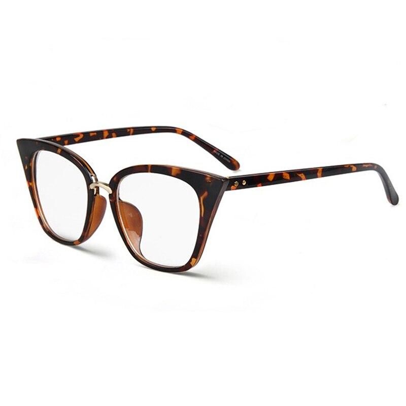 ROYAL MÄDCHEN Cat Eye Frauen Brillen frames Marke Designer Gläser ...
