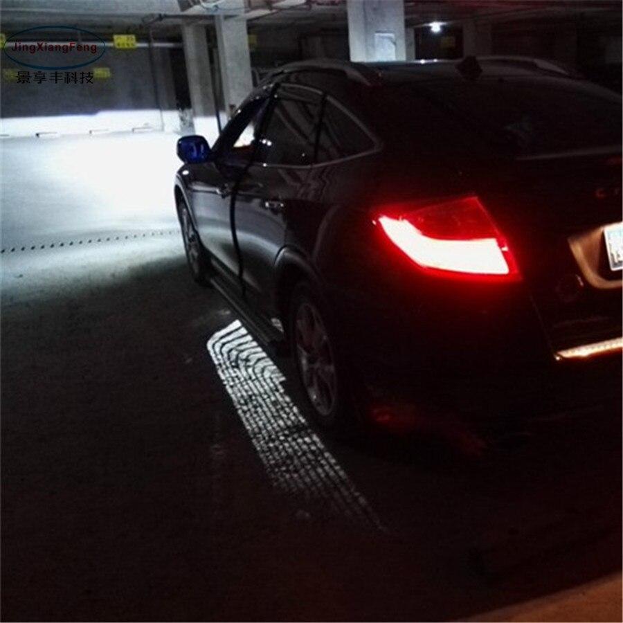 Voiture accessoires voiture/moto lampe LED décorative bienvenue Signal d'urgence ailes lampe projecteur ombre éclairage brouillard avertissement