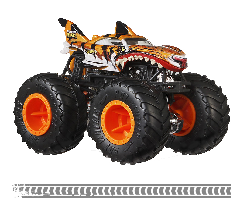 Hotwheels Big foot10