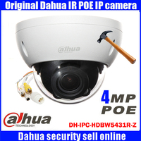 DHI IPC HDBW5431R Z Dahua Original Metal Waterproof Shell Security Camera HD 4MP Infrared Night Vision