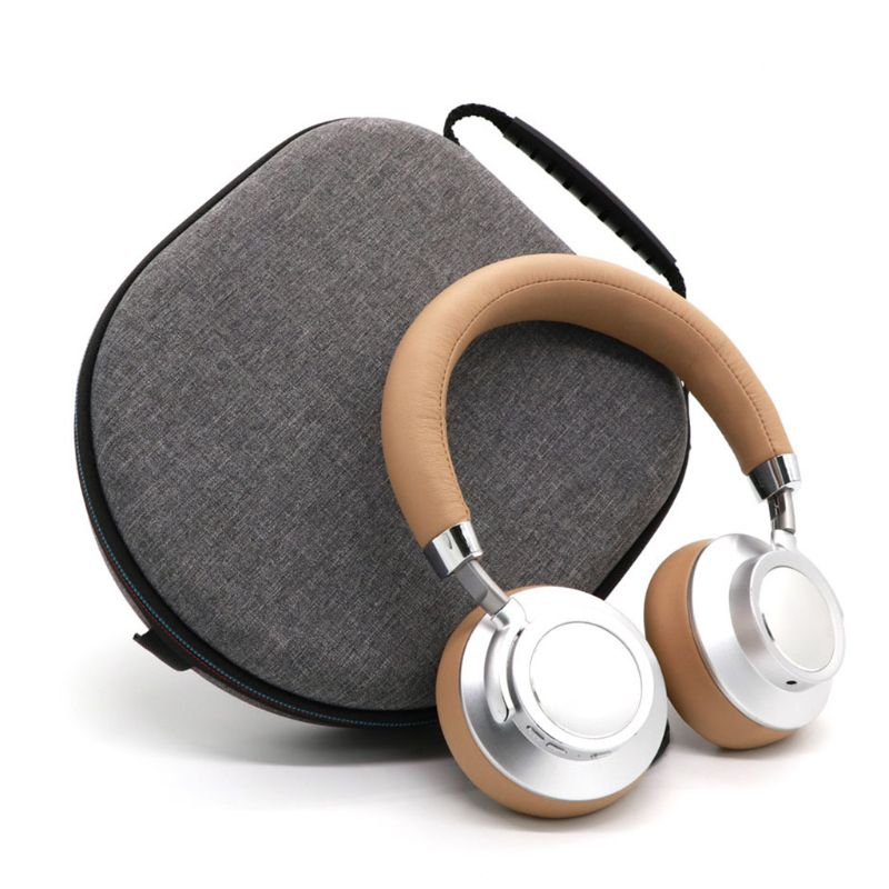 Portable Headphone Earphone Carrying Case Protective Storage Bag for Sony MDR 770BN for AKG F3 Parrot Zik Headset