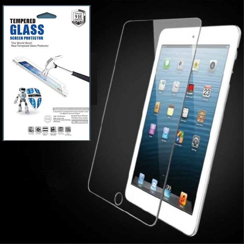 9H Tempered Glass Screen Protector FOR IPAD  2 3 4  Air 1 2 Air 3 10.5 2019 PRO 9.7 2017 2018 Pro 10.5 11 In Retail 300pcs