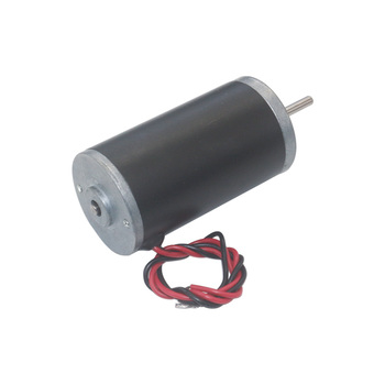 12V 24V 3500RPM 5000RPM 6000RPM 8000RPM Permanent Magnet DC Motor High Powerful Micro Carbon Brush Motor CW/CCW High Speed Motor
