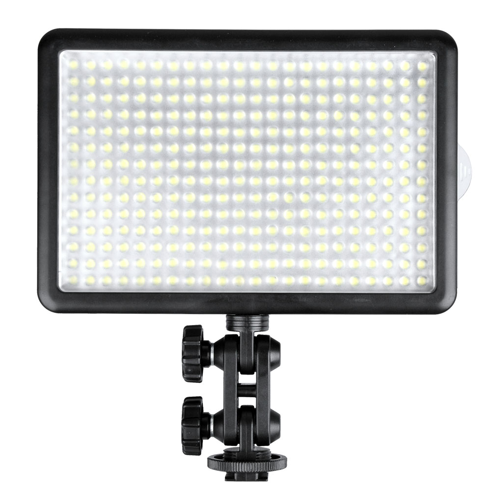 Godox LED308C Wireless Remote LED Video Light Changeable Version 3300-5600K for Wedding, Macrophotography, Photojournalistic godox professional led video light led1000c changeable version 3300k 5600k new arrival free shipping