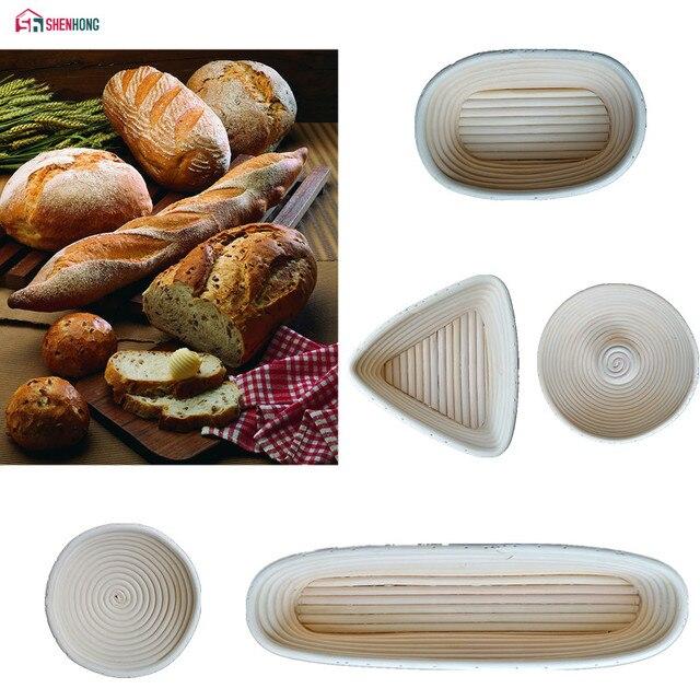 SHENHONG Una varietà di modelli di Pasta Rattan Cestino Cestini Pasta Paese Ferm