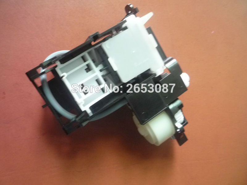 цена на New and original pump assembly capping station for EPSON R260/R270/L801/R285/R280 Artisan Pump Assembly INK SYSTEM ASSY