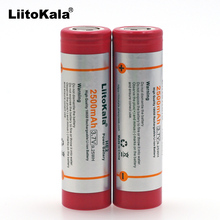 2PCS 100% Originally 18650 ICR18650HE2 2500mah 20A Discharging Rechargeable Battery For Electronic Cigarette free shopping