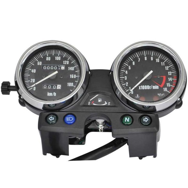 Мотоцикл Датчики Спидометра в Сборе Для KAWASAKI ZRX400 750 1100