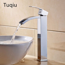New Style Basin faucet brass bathroom faucet single handle torneiras para pia de banheiro sink kitchen faucet waterfall faucet