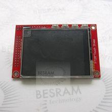 TFT 2.8 inch Touch Shield for Raspberry PI B+ GPIO