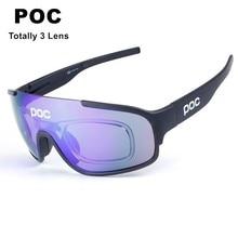 Men Women POC Sport EyewearSun glasses Oculos Occhiali Ciclismo Fishing Sunglasses