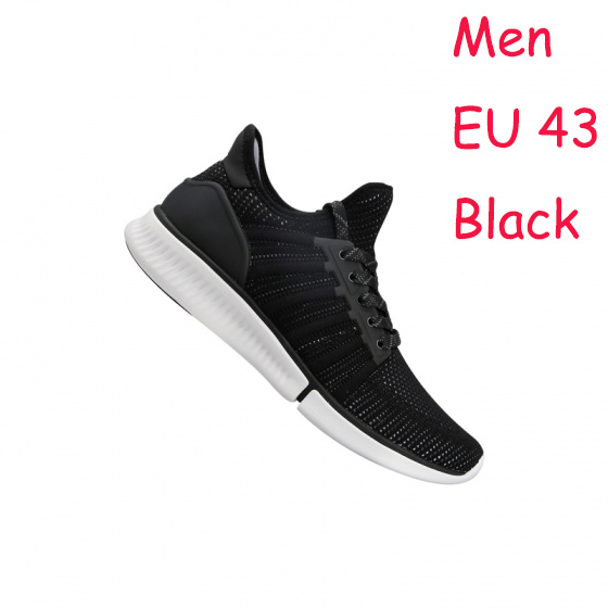 Men EU 43 Black