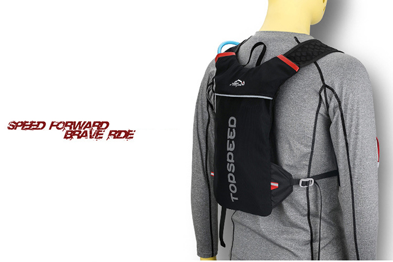 backpack for Holding Water Bag travel 14