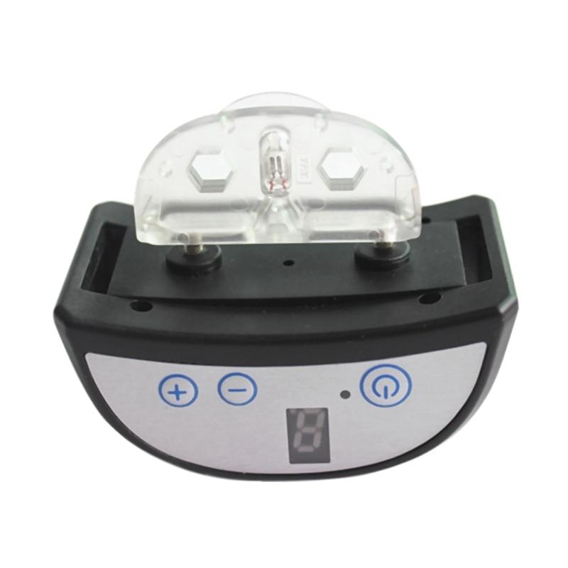 Ошейник для дрессировки собак, автоматический ошейник, открытый звуковой сигнал, шок для маленьких, средних и больших пород собак, не включая батарею