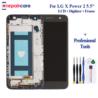 For LG X Power 2 M320 LCD Display Digitizer Assembly For LG X Power 2 Touch Screen Display For LG M320 Touch Panel free shipping
