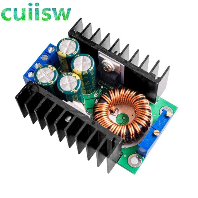 Регулируемый понижающий преобразователь DC/CC 0,2-9A, 300 Вт, 5-40 В до 1,2-35 в, светодиодный модуль питания для Arduino