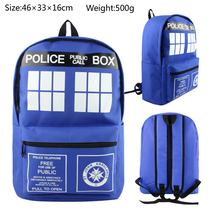 DOCTOR WHO DALEK BACKPACK EXTERMINATE BRAND NEW GREAT GIFT SCHOOL