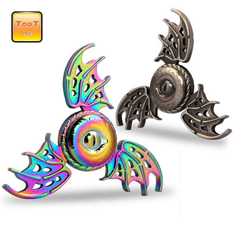 Game Of Thrones Dragon Eye Metal Fidget Spinner Metal Hand Spinner For Better Focus Reduce Autism And ADHD Stress Toys