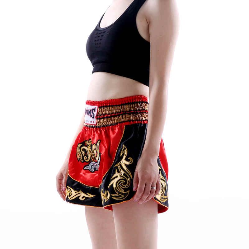 سراويل MMATrunks للرجال والنساء سراويل الملاكمة التايلاندية سراويل شورت للملاكمة واللياقة البدنية شورت للملاكمة للأطفال شورت ووشو ساندا Mma Boxeo قصير