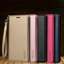 Case For Samsung Galaxy C5 C7 C9 Pro Cover Flip Card Slot stand holder PU leather Soft phone Case capa funda For C5 C7 C9 Pro(China)