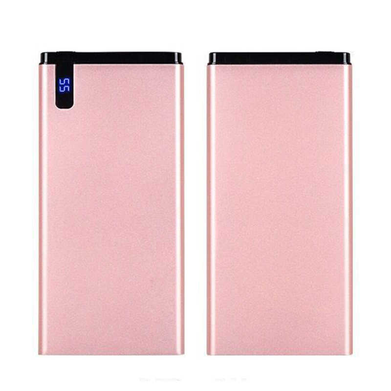 10000mAh Power Bank External Battery Fast Charging 2.1A Portable Powerbank Charger Phone Charger For XIAOMI Iphone 6 7 8 Samsung