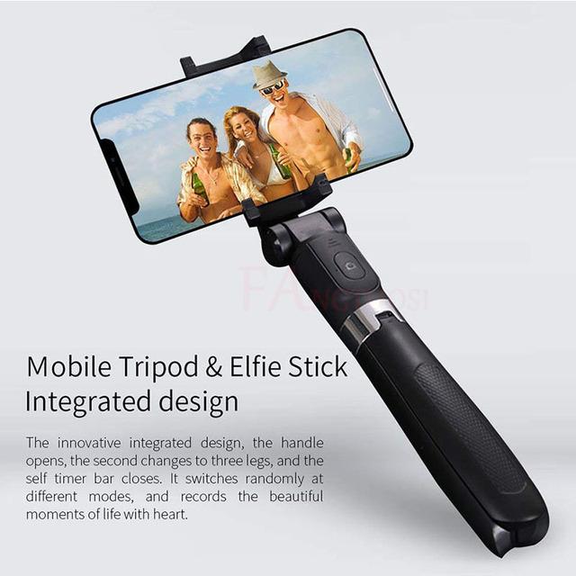 Foldable Handheld Monopod