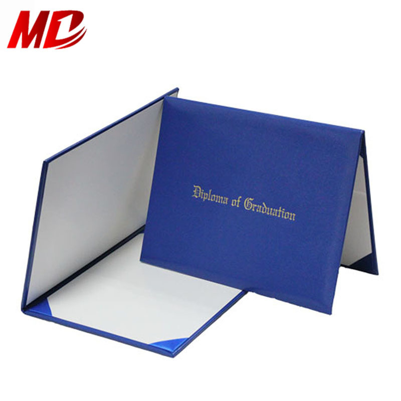 Wholesale Diploma Cover Frames 8 12 X 11 Royal Blue In Book Cover