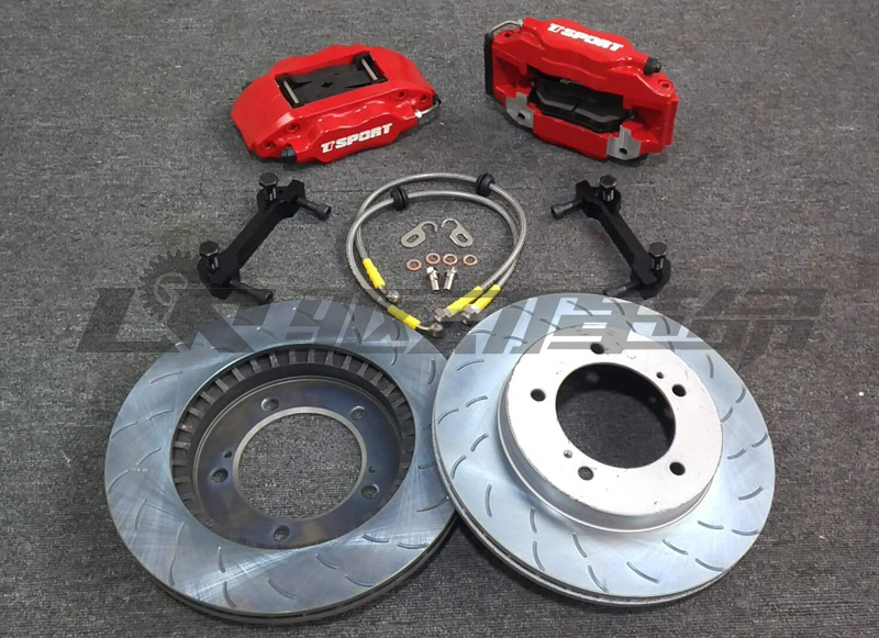 Jimny JB43 16inch Wheel Front Disc Brake System Off Road Car Styling