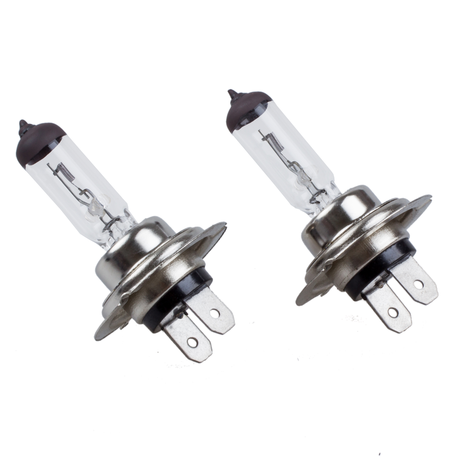 2x Car Front Head Light Headlight H7 Bulb Light Lamp 12V 55W