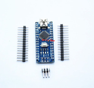 Image 4 - を 10 個のナノミニ Usb ブートローダ arduino の互換性のナノ 3.0 コントローラ CH340 USB ドライバ 16Mhz ナノ v3.0 ATMEGA328P