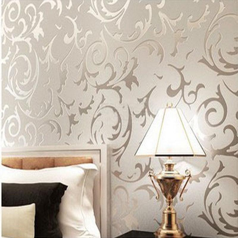Papier Peint Moderne Chambre Chambre Moderne Violet