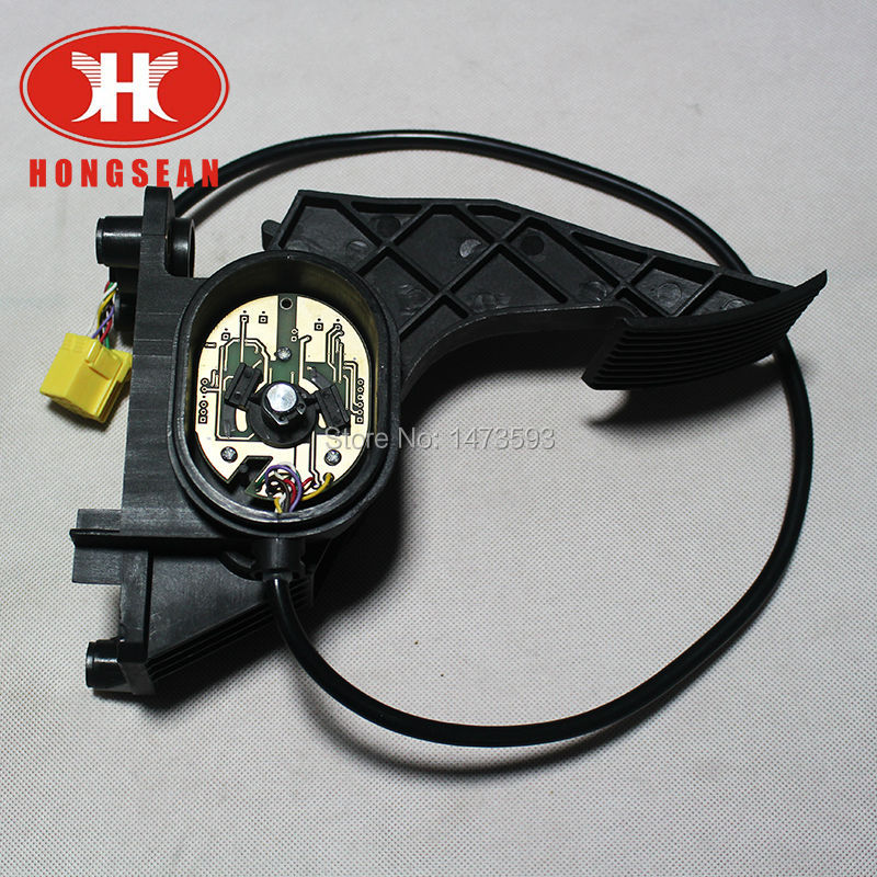auto parts TPS throttle position sensor with pedal for SCANIA  цены