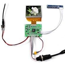 VGA AV ЖК-дисплей драйвер платы VS-PVI035V1.0 + 3,5 дюйма PD035VX2 640×480 ЖК-дисплей Экран