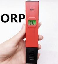 Industria y Uso De Laboratorio Analizador De Agua portátil Medidor ORP Tratamiento Potencial de Reducción de Oxidación Probador Del Monitor 5% de descuento