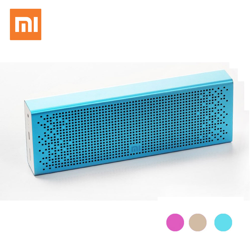 Original Xiaomi Mi Bluetooth Speaker Stereo Wireless Mini Portable Bluetooth Speakers Music MP3 Player Support Handsfree TF Card