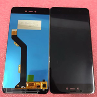 RYKKZ for Tecno PHANTOM 8/AX8 LCD Display Touch Screen Assembly Replacement 100% Test Mobile Display Screen