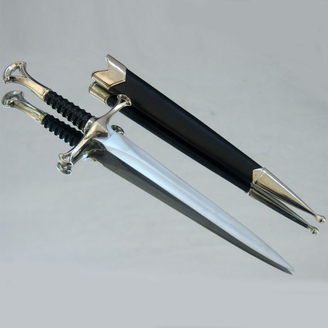 Scripture Edition Lord of the Rings Aragorn Sword